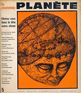 REVUE LE NOUVEAU PLANÈTE.  Nº 5 MARS 1969