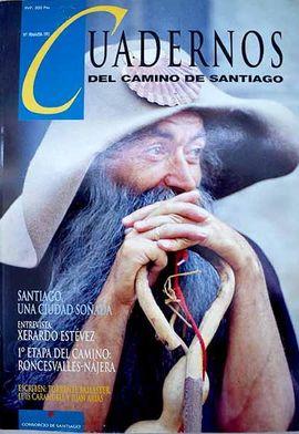 REVISTA: CUADERNOS DEL CAMINO DE SANTIAGO. Nº 1 PRIMAVERA 1993