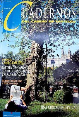 REVISTA: CUADERNOS DEL CAMINO DE SANTIAGO. Nº 2 VERANO 1993