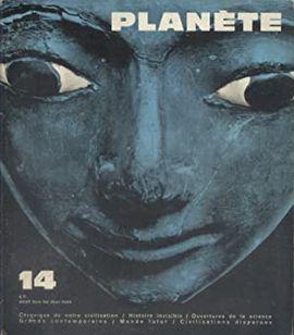 REVUE PLANETE.  Nº 14 JANVIER FEVRIER 1964