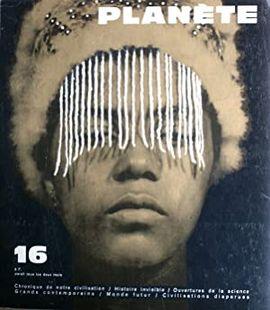 REVUE PLANETE.  Nº 16 MAY JUIN 1964