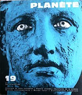 REVUE PLANETE.  Nº 19 NOVEMBRE DECEMBRE 1964