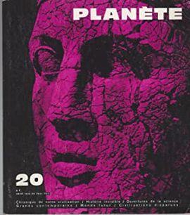 REVUE PLANETE.  Nº 20 JANVIER FEVRIER 1965