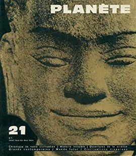 REVUE PLANETE.  Nº 21 MARS AVRIL 1965