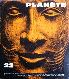 REVUE PLANETE.  Nº 22 MAI JUIN 1965