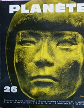 REVUE PLANETE.  Nº 26 JANVIER FEVRIER 1966