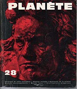 REVUE PLANETE.  Nº 28 MAI JUIN 1966