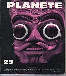 REVUE PLANETE.  Nº 29 JUILLET AOUT 1966