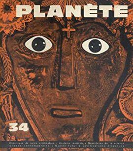 REVUE PLANETE.  Nº 34 MAY JUIN 1967