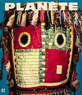 REVUE PLANETE.  Nº 41 JUILLET AOUT 1968