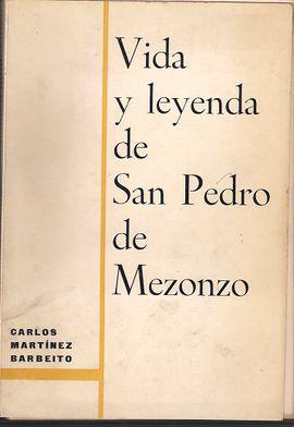 VIDA Y LEYENDA DE SAN PEDRO DE MEZONZO