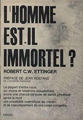 L'HOMME EST-IL IMMORTEL ?