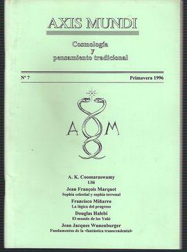 REVISTA: AXIS MUNDI Nº 7 PRIMAVERA 1996
