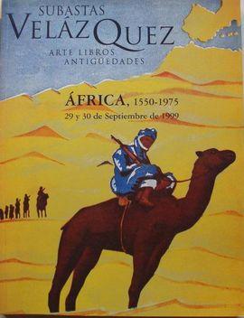 CATALOGO : ÁFRICA, 1550-1975