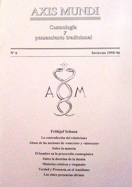 REVISTA: AXIS MUNDI Nº 6 INVIERNO 1995 -1996
