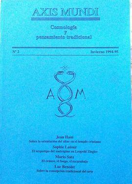 REVISTA: AXIS MUNDI Nº 2 INVIERNO 1994 1995
