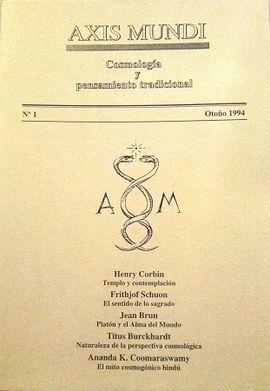 REVISTA: AXIS MUNDI Nº 1 OTOÑO 1994