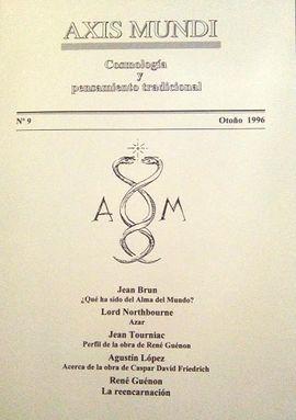 REVISTA: AXIS MUNDI Nº 9 OTOÑO 1996