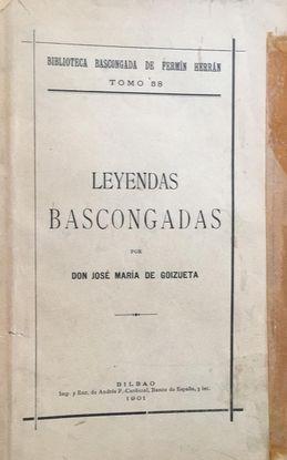 LEYENDAS BASCONGADAS