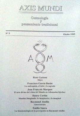 REVISTA: AXIS MUNDI Nº 5 OTOÑO 1995