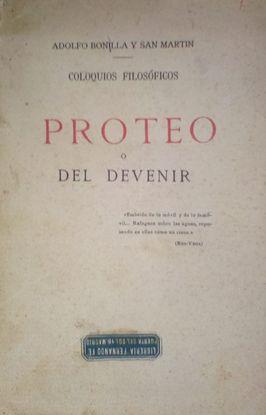 PROTEO O DEL DEVENIR