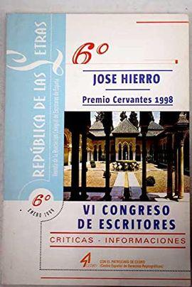 REPÚBLICA DE LAS LETRAS. NÚM 6