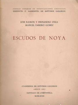 ESCUDOS DE NOYA