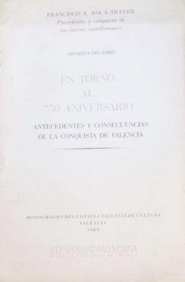 PRECEDENTES Y CONQUISTA DE LAS TIERRAS CASTELLONENSES