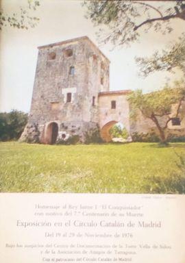 11 ITINERARIS DEL REI EN JAUME EL CONQUERIDOR : DE MONTPELLER A POBLET : CATÀLEG EXPOSICIÓ FOTOGRÀFICA DE MONUMENTS I PAISATGES