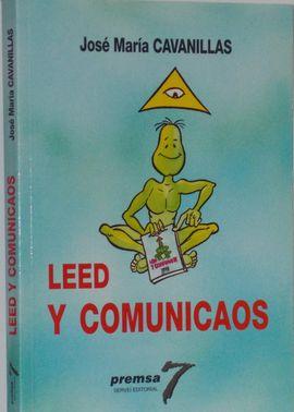 LEED Y COMUNICAOSCAVANILLAS