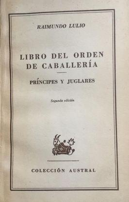 IBRO DEL ORDEN DE CABALLERÍA.