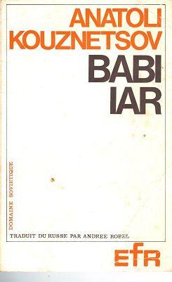 BABI IAR