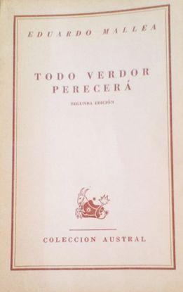 TODO VERDOR PERECERÁ