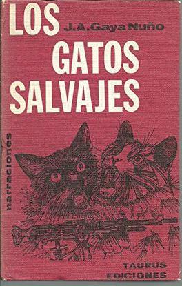 LOS GATOS SALVAJES Y OTRAS HISTORIAS