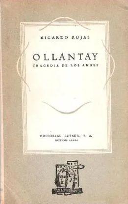 OLLANTAY TRAGEDIA DE LOS ANDES