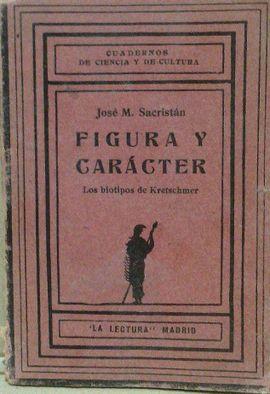 FIGURA Y CARACTER. LOS BIOTIPOS DE KRETSCHMER.
