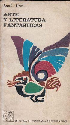 ARTE Y LITERATURA FANTÁSTICAS