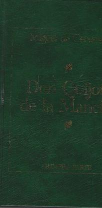 DON QUIJOTE DE LA MANCHA IV CENTENARIO