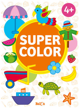 SUPER COLOR +4 (NARANJA)