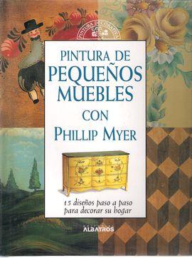 PINTURA DE PEQUEÑOS MUEBLES