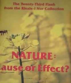 NATURE: CAUSE OR EFFECT?