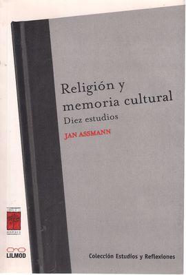 RELIGION Y MEMORIA CULTURAL