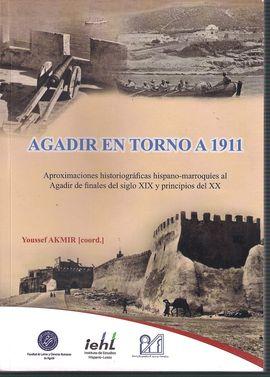 AGADIR EN TORNO A 1911