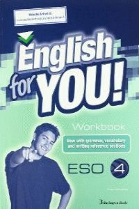 ENGLISH FOR YOU 4ºESO WB 09