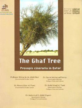 THE GHAF TREE PROSOPIS CINERARIA IN QATAR